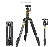 Chân máy ảnh Tripod/ Monopod Beike Q-555