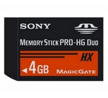 Sony Memory Stick Pro HG-Duo 4GB