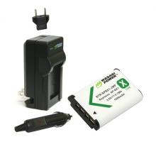 Bộ 1 pin 1 sạc Wasabi for Sony NP-BX1