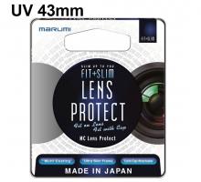 Marumi Fit and Slim MC Lens protect UV 43mm