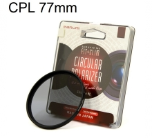 Filter Kính lọc Marumi Fit & Slim Circular PL 77mm