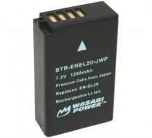 Pin máy ảnh wasabi for nikon EN-EL20