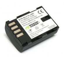 Pin máy ảnh Wasabi cho Panasonic DMW-BLF19