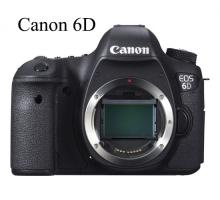 Canon 6D Body ( Hàng nhập khẩu )
