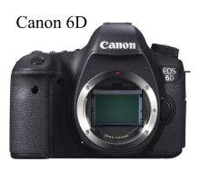 Canon 6D Body ( Lê Bảo Minh )