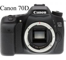 Canon 70D Body ( Lê bảo Minh )