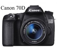 Canon 70D Kit 18-55mm IS STM ( Lê bảo Minh )
