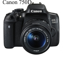 Canon 750D Kit 18-55mm IS STM ( Lê Bảo Minh )
