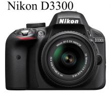 Nikon D3300 Kit 18-55mm VR II ( Hàng chính hãng )