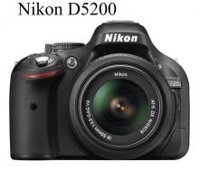 Nikon D5200 Kit 18-55 VR II ( Hàng nhập khẩu )