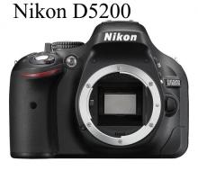 Nikon D5200 Body ( Hàng chính hãng )