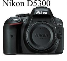 Nikon D5300 Body ( Hàng nhập khẩu )