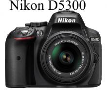 Nikon D5300 Kit 18-55 VR II ( Hàng nhập khẩu )