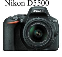 Nikon D5500 Kit 18-55mm VR II ( Hàng chính hãng )