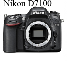 Nikon D7100 Body ( Hàng nhập khẩu )