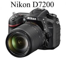 Nikon D7200 Kit 18-55mm VR II ( Hàng nhập khẩu )
