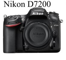Nikon D7200 Body ( Hàng chính hãng )