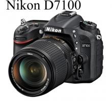 Nikon D7100 Kit 18-55mm VR II ( Hàng chính hãng )