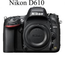 Nikon D610 Body ( Hàng nhập khẩu )