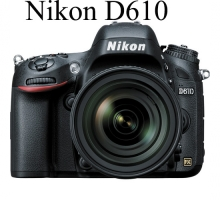 Nikon D610 Kit 24-120mm F4 VR ( Hàng nhập khẩu )