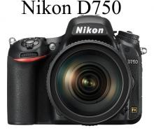 Nikon D750 Kit 24-120mm F4 VR ( Hàng nhập khẩu )