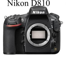 Nikon D810 Body ( Hàng nhập khẩu )