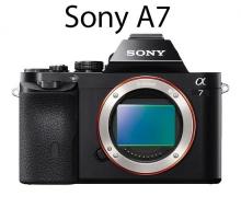 Sony Alpha ILCE A7 Body