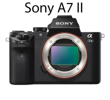 Sony Alpha ILCE A7 Mark II Body