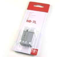 Pin Canon NB-7L, Dung lượng cao