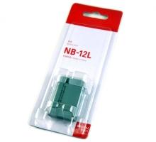 Pin Canon NB-12L, Dung lượng cao