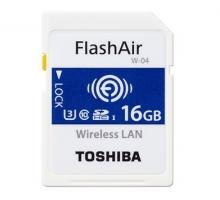 Thẻ nhớ Wifi Toshiba 16GB W-04, 90/70MB/s, 4K