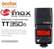 FLASH GODOX TT350O FOR OLYMPUS PANASONIC LEICA- HÀNG CHÍNH HÃNG GODOX