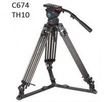 Chân máy quay BENRO C674TH10, Carbon