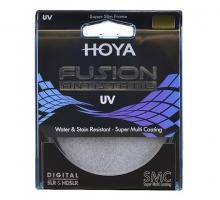 Kính lọc Filter Hoya Fusion AntiStatic UV 58mm