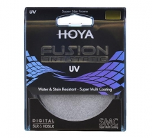 Kính lọc Filter Hoya Fusion AntiStatic UV 77mm