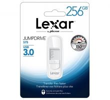 USB 3.0 Lexar JumpDrive S75 256GB USB 3.0 Flash Drive - LJDS75-256ABNLN