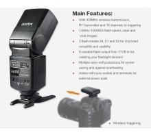 Đèn flash Godox TT520II- Hàng nhập khẩu