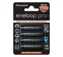 Pin sạc AA Eneloop Panasonic 2500mAh