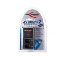 Bộ sạc Pin POWERLINE 2 ANSMANN