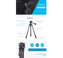 Chân máy ảnh Beike Q-108