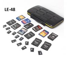 Hộp đựng thẻ nhớ Backpacker LE-48 đựng 12SD, 12 Micro