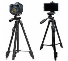 Chân máy ảnh/ Chân điện thoại Yunteng YT5208
