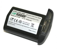 Pin sạc cho Canon LP-E4 dùng cho Canon 1D Mark III,1D Mark IV,1DS Mark III
