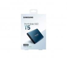 Ổ Cứng di động gắn ngoài Samsung Portable SSD T5 250GB 3.1 Gen 2 10Gbps
