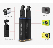 Pin sạc dự phòng cầm tay Kingma dùng cho điện thoại, action cam