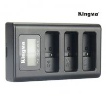 Sạc 3 pin Kingma cho Gopro 5/6/7