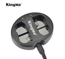 Sạc đôi Kingma cho pin Nikon EN-EL3E
