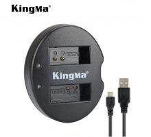 Sạc đôi Kingma cho pin Canon LP-E12