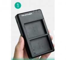 1 Sạc  máy ảnh RAVPower cho Nikon EN-EL14  RP-BC002