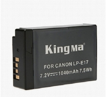 Pin Kingma cho pin Canon LP-E17